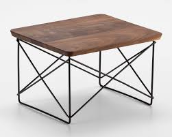 eames wire base low table vitra occasional table ltr design charles and ray eames