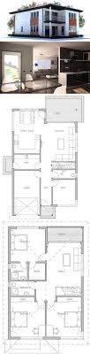 narrow house plan modern house plans narrow lot homes floor plans