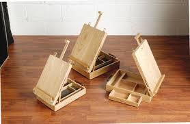 chatsworth earl wooden easel storage box painting quickdraw