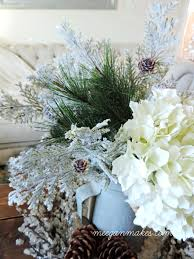 Winter Home Decor Winter Decor For The Living Room What Meegan Makes