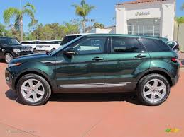 lime green range rover kosrae green metallic 2012 land rover range rover evoque pure