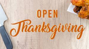texarkana restaurants open on thanksgiving 2017 texarkana today