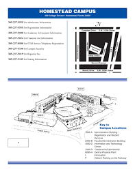 Stevens Campus Map Miami Dade College Kendall Campus Map 50 States Blank Map