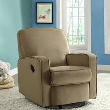 Recliner Chair Small Small Swivel Recliner Chairs Best Rocker Chair Ideas On Swivel