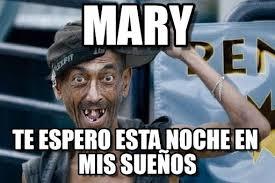 Mary Meme - mary poor dude meme on memegen