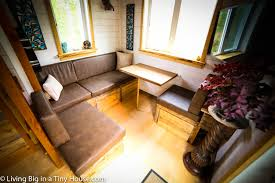 tiny house big living woman creates sustainable business and tiny house paradise with