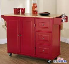 Red Kitchen Island Cart by Kitchen Island Red Page 5 Kitchen Xcyyxh Com