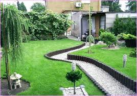 Ideas For Backyard Landscaping On A Budget Landscape On A Budget Patio Landscape Design Ideas Backyard
