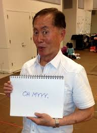 George Takei Oh My Meme - george takei responds to traditional marriage fans pandawhale