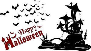 halloween png transparent clipart happy halloween scene silhouette