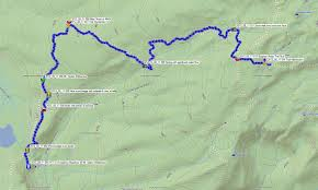Pct Oregon Map by Oregon Hikers U2022 View Topic 8 11 12 Pct To Horseshoe Meadows In