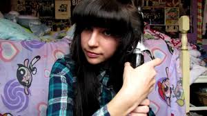 kawaii hairstyles no bangs kawaii hair tutorial for straight across bangs fringe youtube