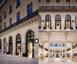 paris apple store 10 coolest looking apple stores around the world redesign report
