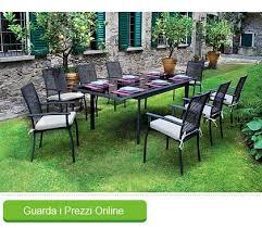 tavolo da giardino prezzi tavoli e sedie da giardino offerte idee di design per la casa