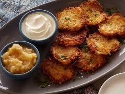potato pancake grater potato latkes recipe food network kitchen food network