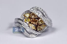 cluster rings womens diamond cluster engagement rings