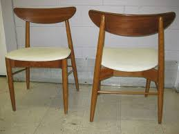 Teak Dining Chairs For Sale Drexel Parallel Vintage Mid Century Modern Dining Table Dining