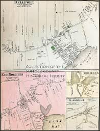 Old Map Of Suffolk County Suffolk County Historical Society Photo Of The Week 2016