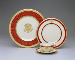 history of white house china patterns obama white house china