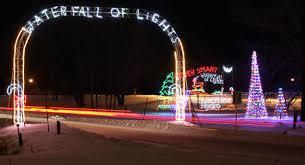 power smart waterfall of lights explore150