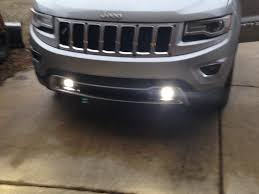 jeep light bar grill led light bars u0026 other mods photo heavy jeepforum com