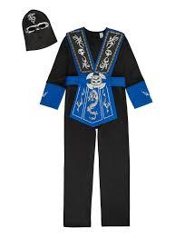 ninja costume for halloween halloween kids black ninja costume 3 12 years tu clothing