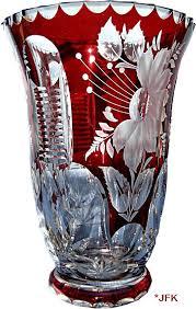 Antique Glass Vases Value 59 Best Bohemian Glass Images On Pinterest Glass Vase Czech