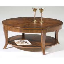 Mid Century Modern Round Coffee Table Bradshaw Round Coffee Table Hayneedle