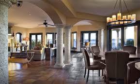 mediterranean interior design style home house