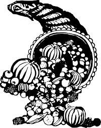 thanksgiving cornucopia clipart cornucopia clipart
