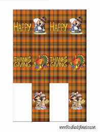 Free Printable Halloween Candy Bar Wrappers by Thanksgiving Mini Wrapper Printable Everyday Parties