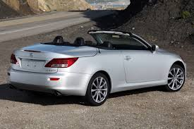 lexus is 250 key battery used 2013 lexus is 250 c convertible pricing for sale edmunds