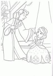 sofia coloring pages headmistresses royal prep sofia