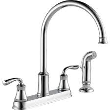 American Standard Single Handle Kitchen Faucet Shop Kitchen Faucets At Lowes Com
