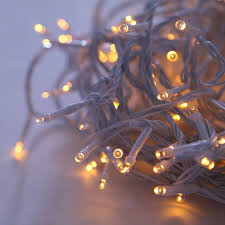led lights battery solar in string lights