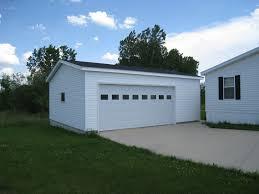 mobile homes with garages u2013 garage door decoration