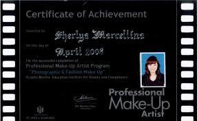 professional makeup artist certification certificate makeup artistry mugeek vidalondon