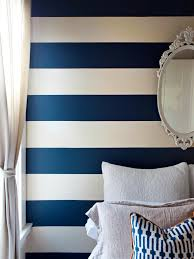 Blue And White Bedroom Wallpaper 9 Nightstand Alternatives For Small Bedrooms Hgtv U0027s Decorating