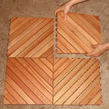 Teak Floor Tiles Outdoors by Exterior Low Maintenance And Durability Interlocking Deck Tiles