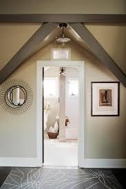 small attic bathroom ideas attic shower home design ideas pictures remodel and decor loft