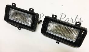 bmw e36 fog light bracket bmw e30 early euro foglights