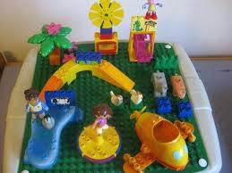 duplo table with chairs duplo table step 2 table with building bricks all authentic brand