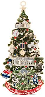 ornaments white house ornaments visiting the