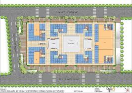 Commercial Complex Floor Plan Pks Town Central Is A Lavish Contemporary And Beautifully