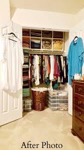 closet organization concord nc before u0026 after closet photos