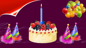 Happy Birthday Wishes Animation For Birthday Wishes For Someone Special Animation Greetings Whatsapp