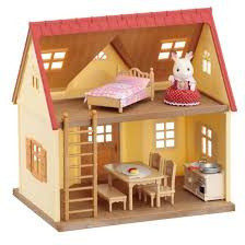 Cottage House Furniture by Houses U0026 Furniture Calico Critters