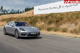 first porsche 2017 porsche panamera turbo s e hybrid porsche u0027s new power age