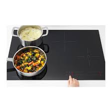induction cuisine högklassig induction hob with zones ikea