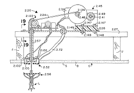 Chandelier Hoists Patent Us7410150 Winch Safety Switch For A Hoist Google Patents